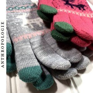 NWT Happy Hands Touch Gloves Set